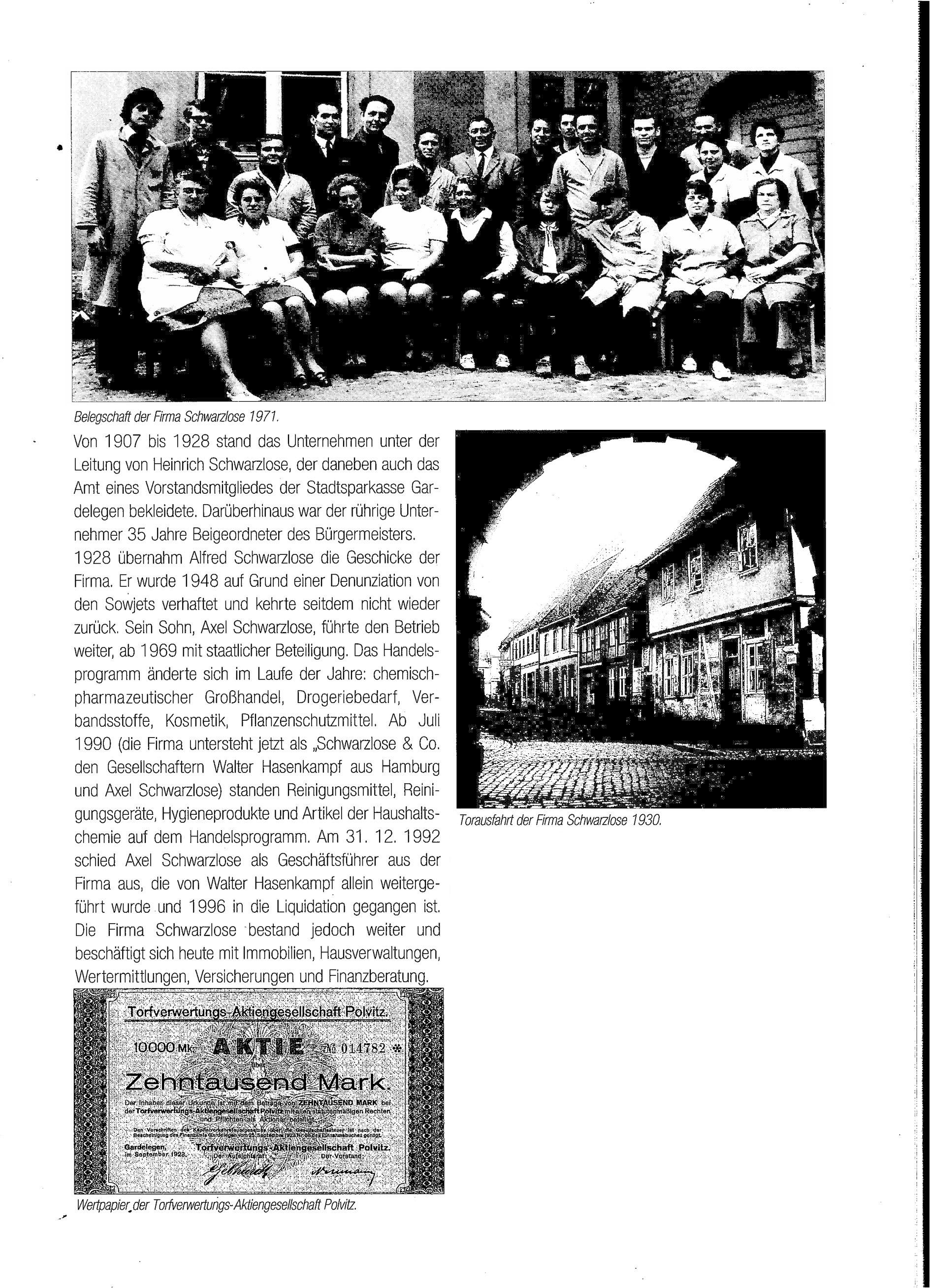 Zeitungsbericht Seite 2